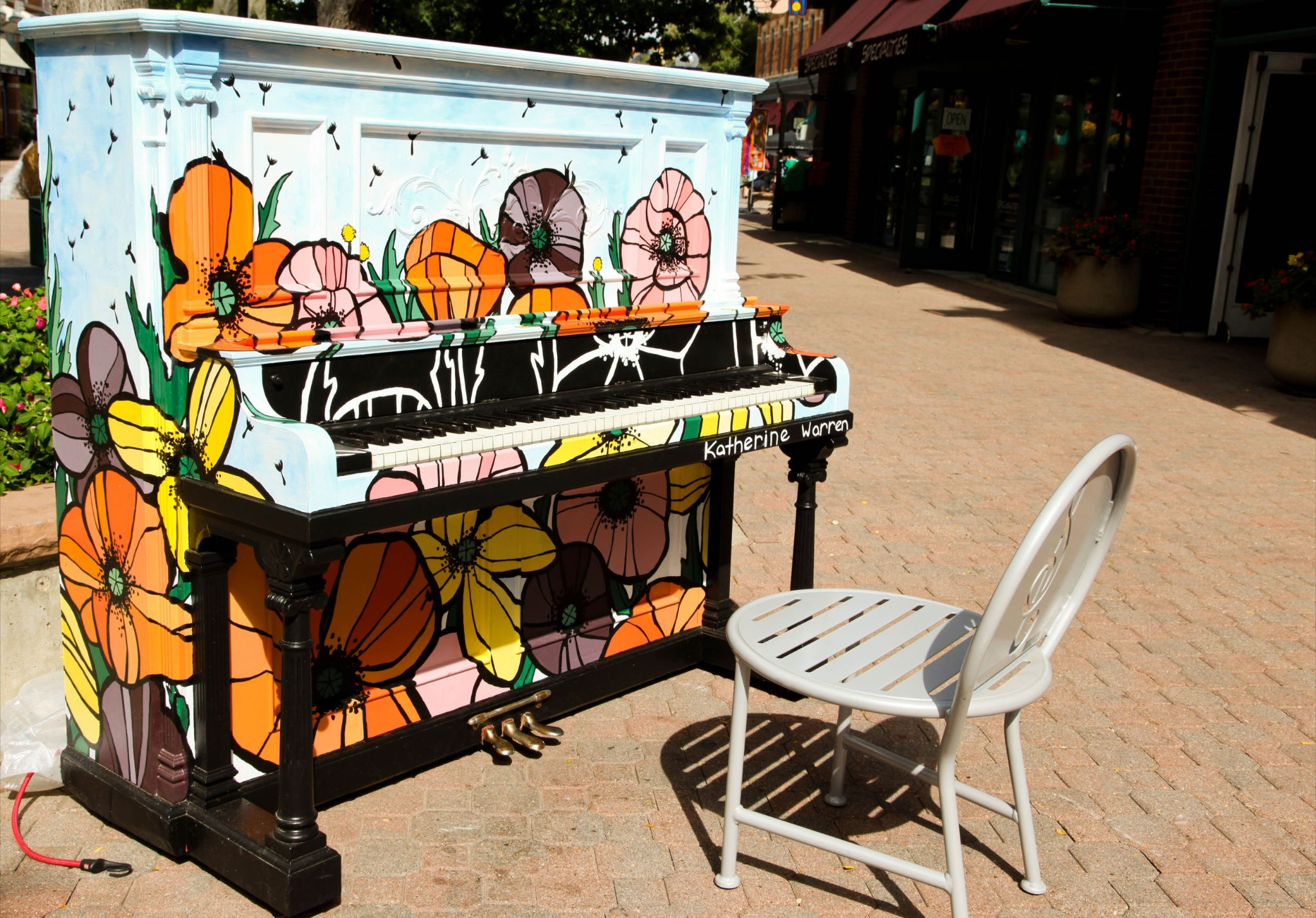 Old Town Piano