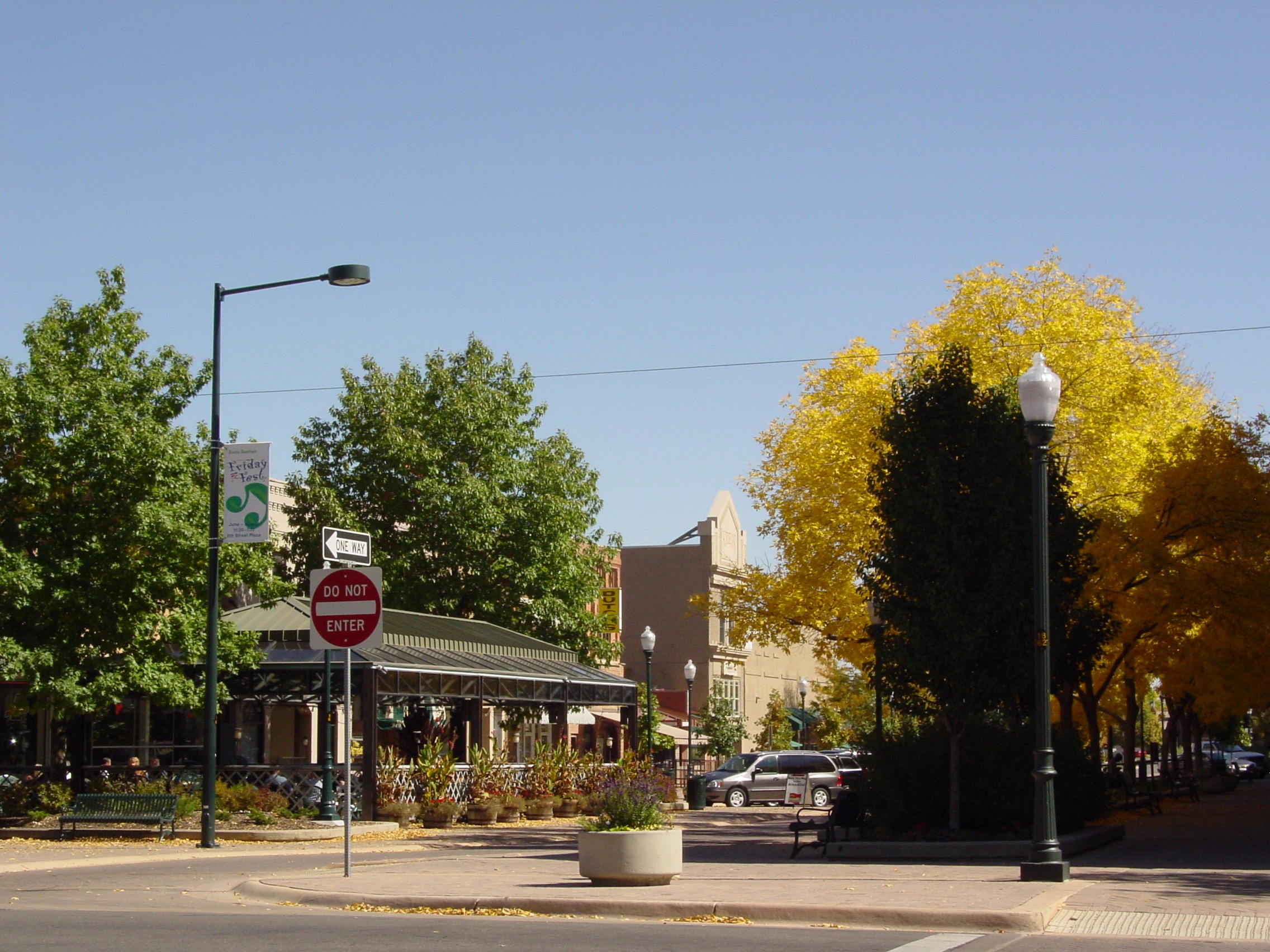 Downtown Greeley