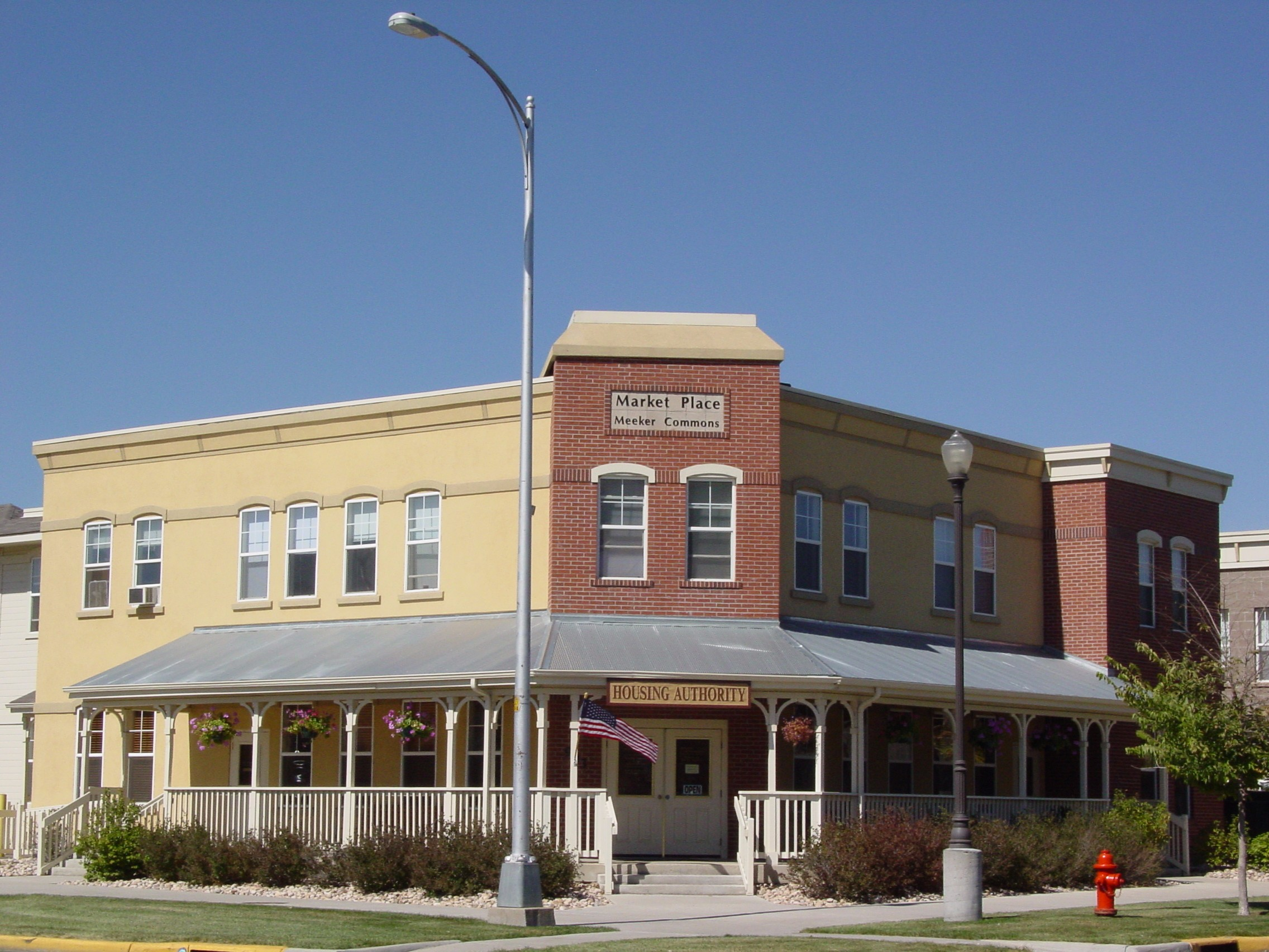 Market Place Meeker Commons