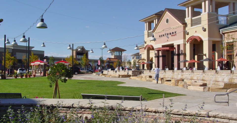 The Promenade Shops at Centerra