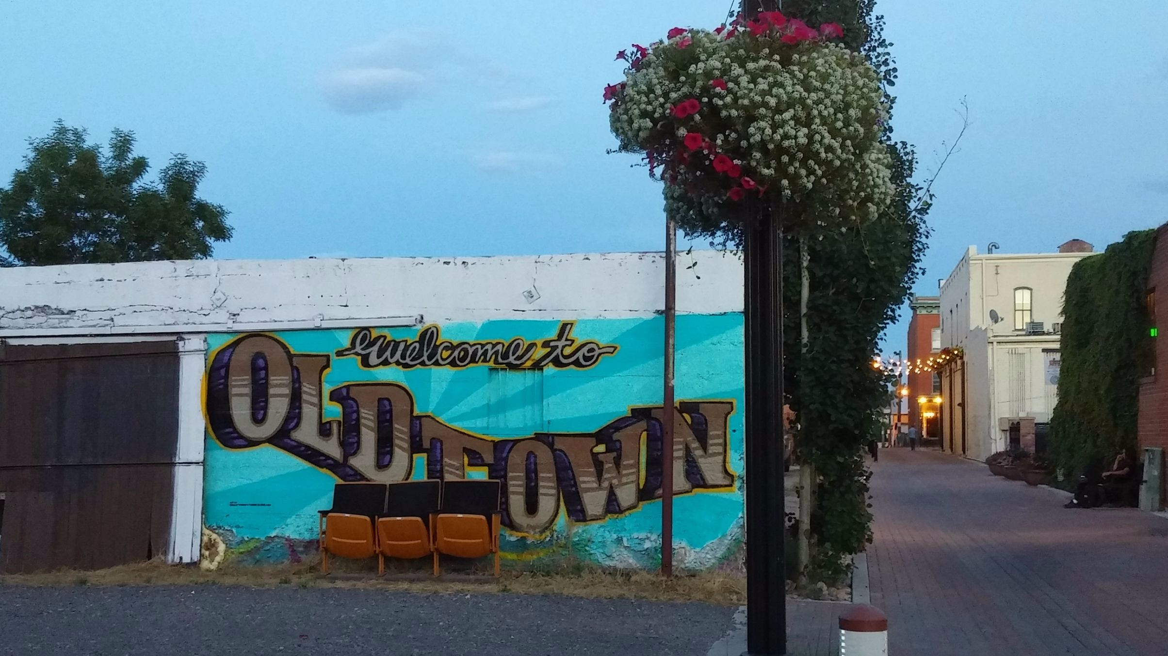 Welcome to Old Town