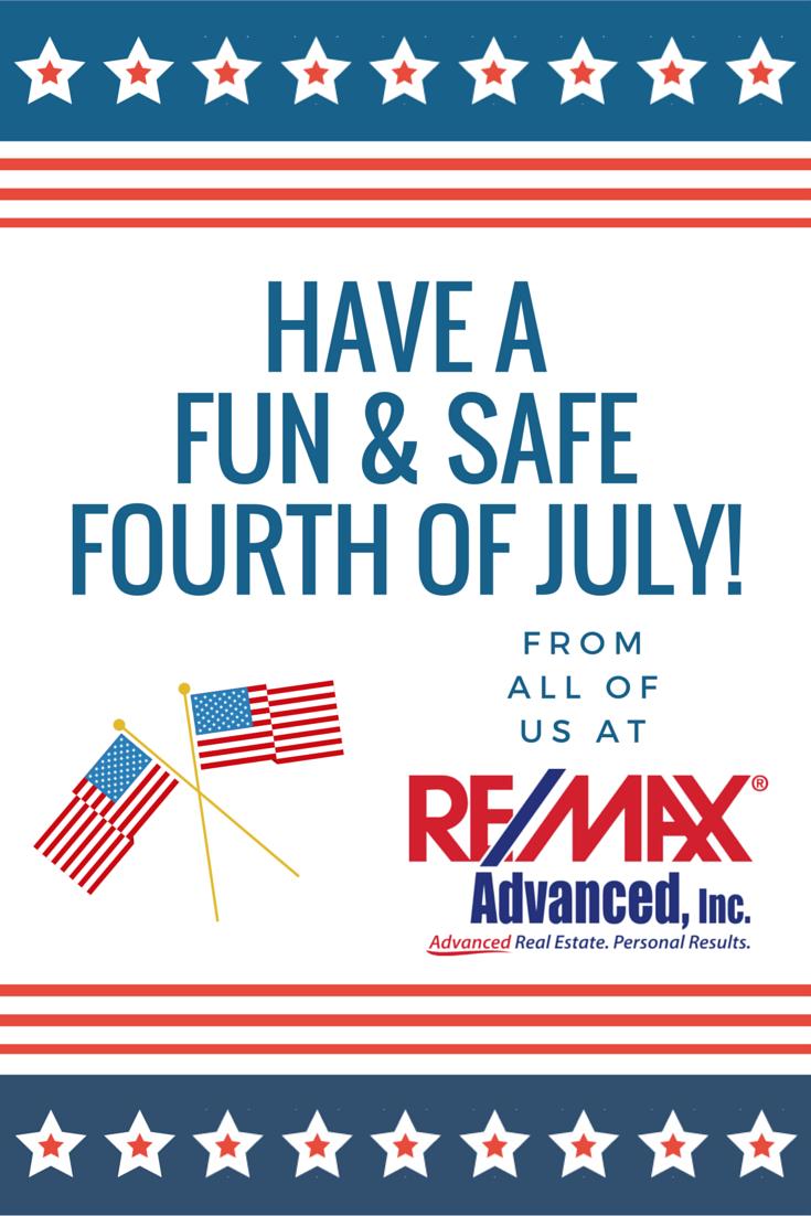 Happy July 4th, 2015