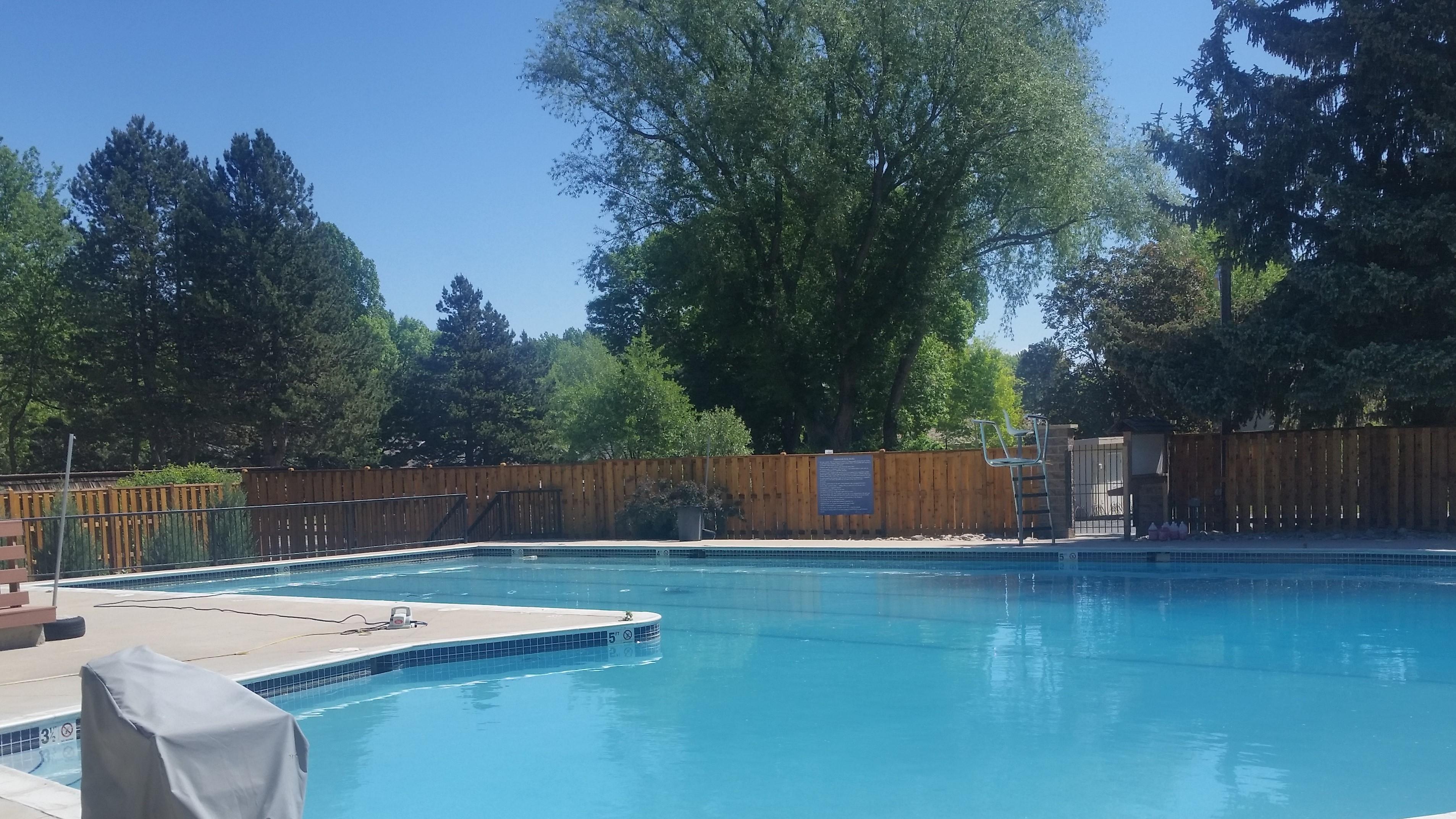 Parkwood pool