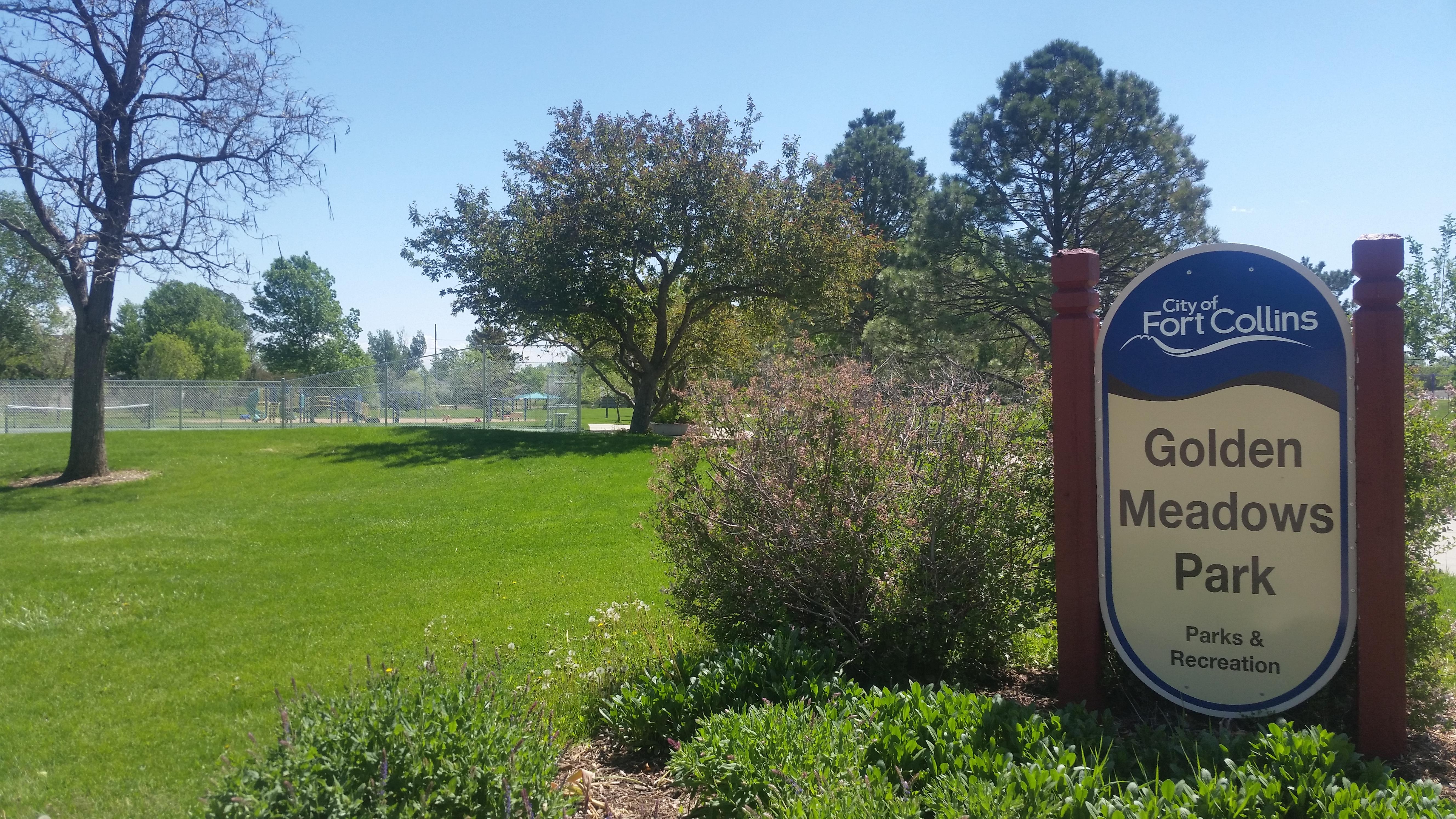 Golden Meadows park