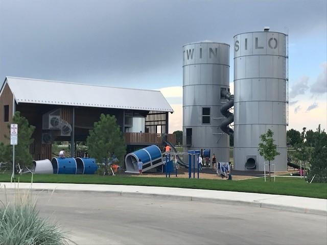 Twin Silos Park