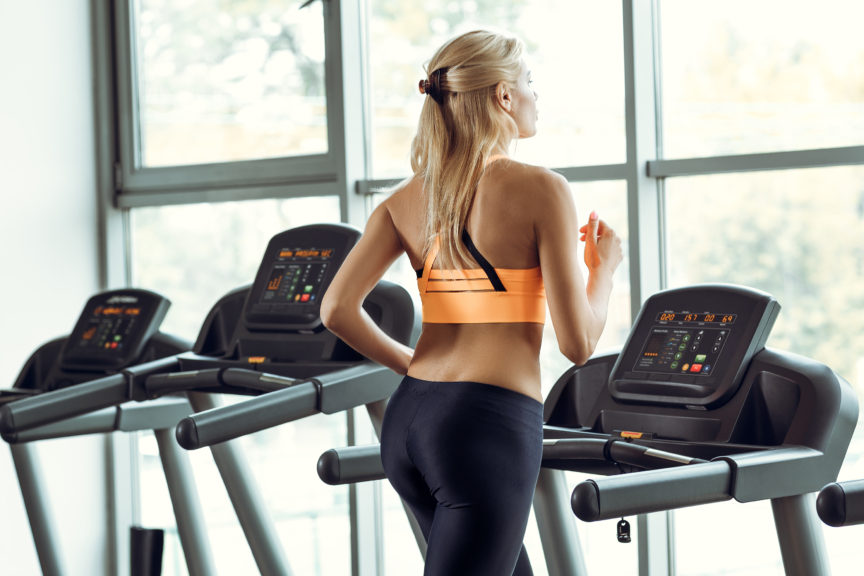 SUMMER TREADMILL TRAINING