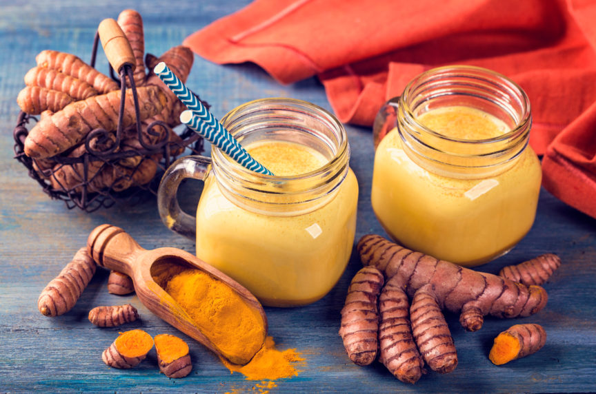 DRINK YOUR TURMERIC!