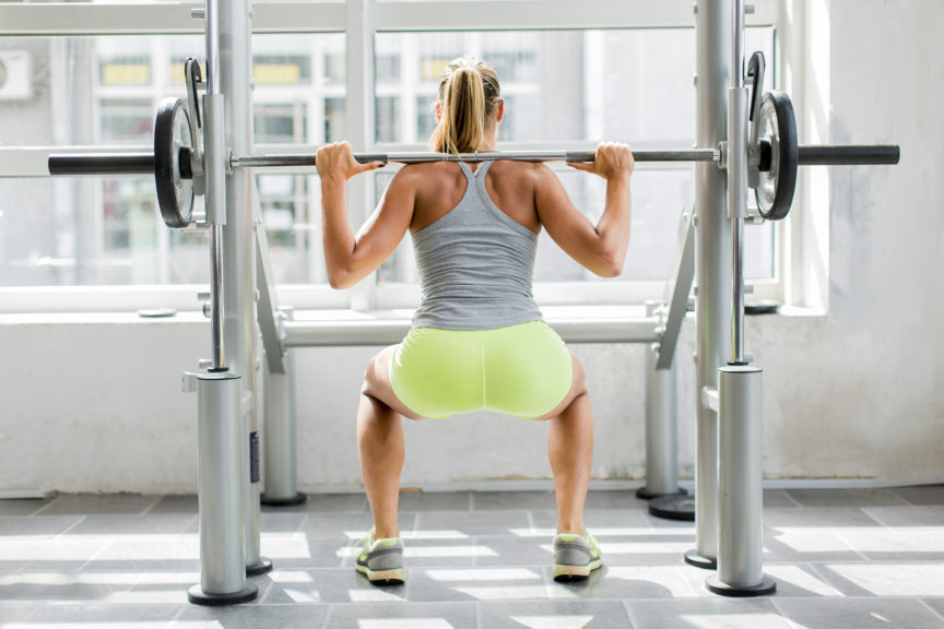 STRENGTH TRAIN TO BOOST YOUR METABOLISM!