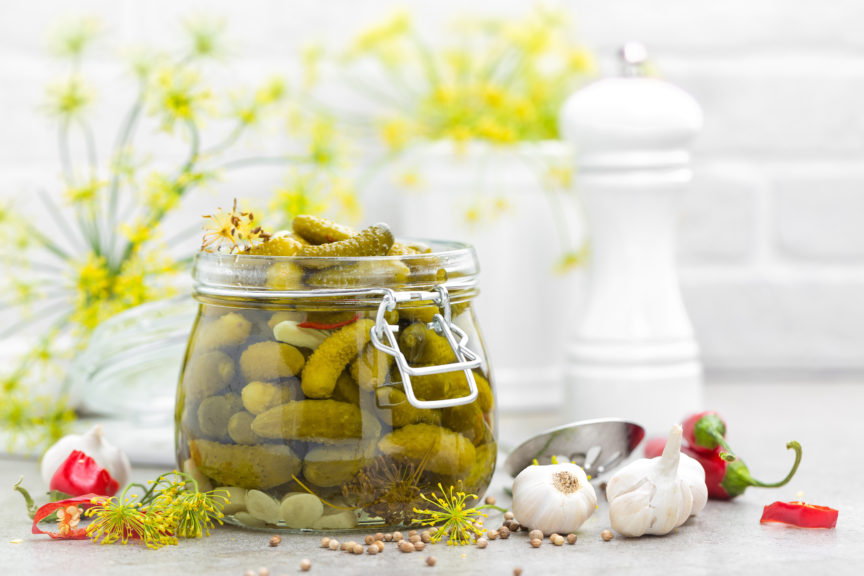 LOSE WEIGHT WITH PICKLES!!