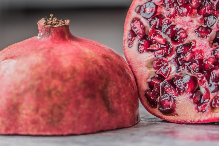POMEGRANATES TO THE RESCUE!