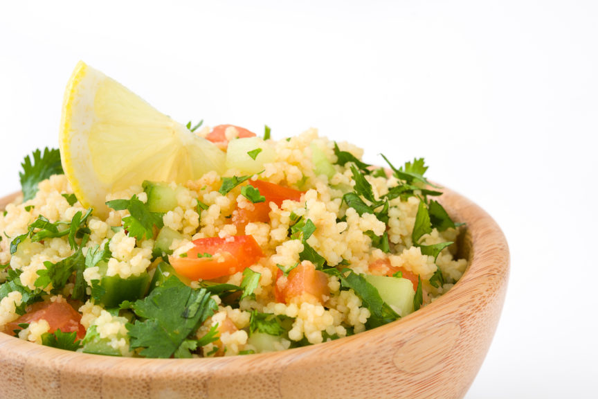 EASY TABOULEH SALAD