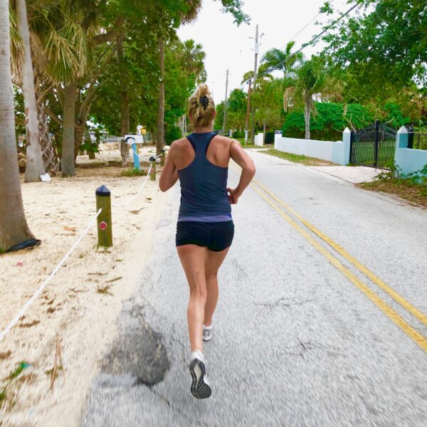 IMPROVE YOUR RUNNING PACE WITH THREE ACTIONS