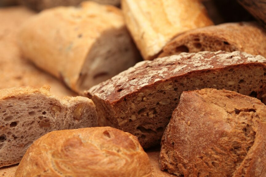 CAN BREAD BE HEALTHY?