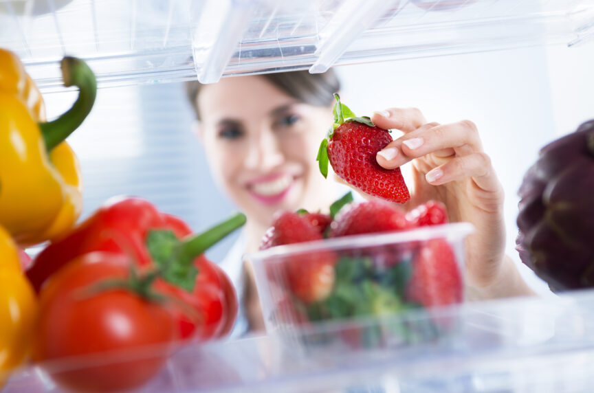 SPRING CLEAN YOUR REFRIGERATOR FOR OPTIMAL HEALTH