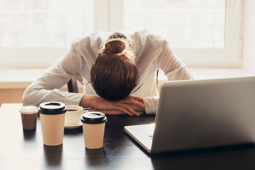 SLEEP LOSS LIMITS WEIGHT LOSS!