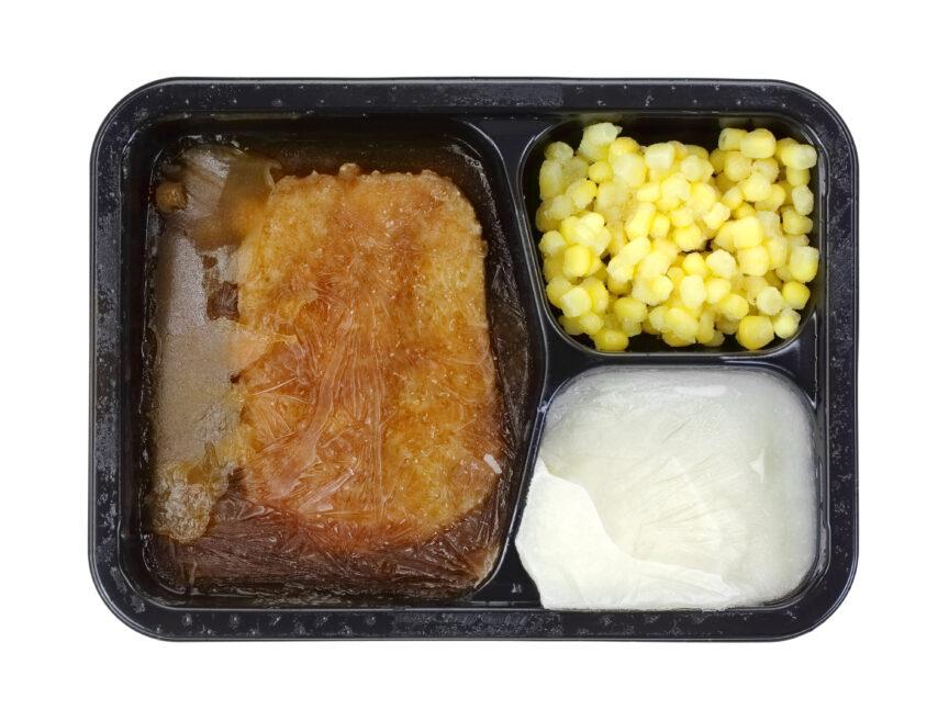 FROZEN DINNER?…HERE'S HOW!