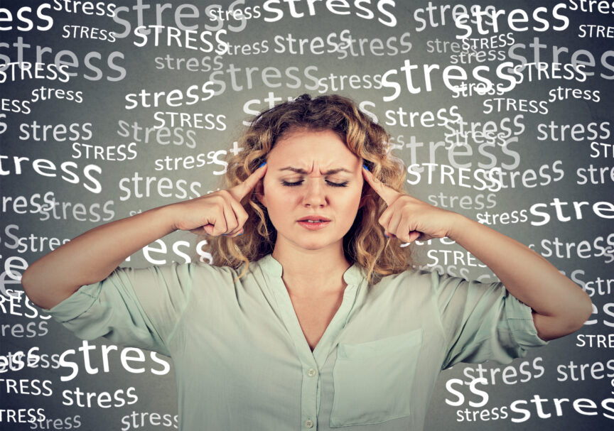 4 STEPS TO DECREASE STRESS!