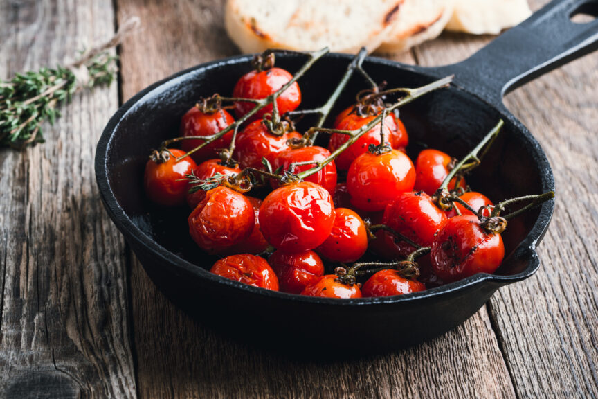 12 EASY AND AFFORDABLE MEALS WITH CHERRY TOMATOES