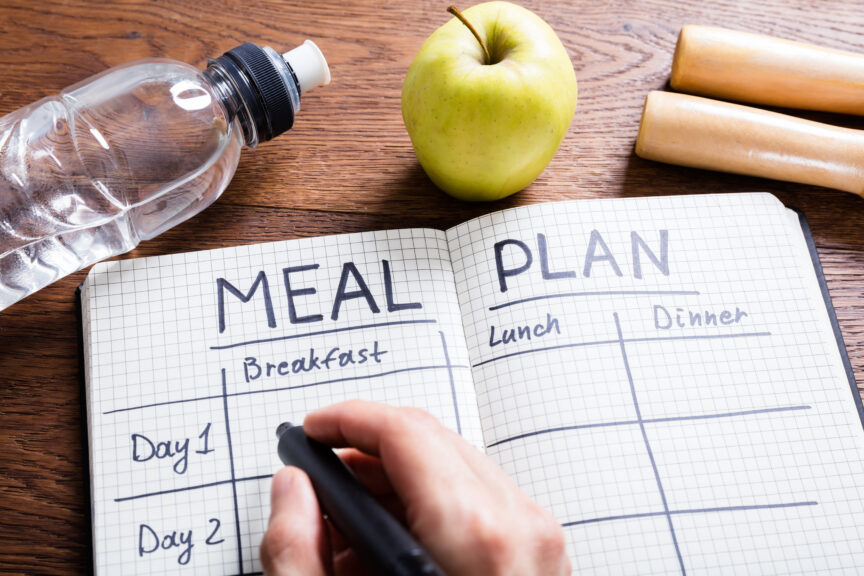 A SOLUTION TO PESKY MEAL PLANS