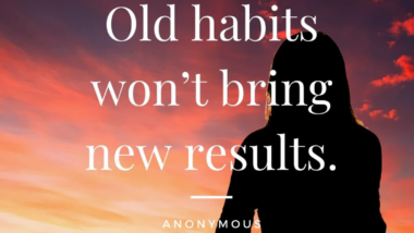 BUILD GOOD HABITS IN THE NEW YEAR!