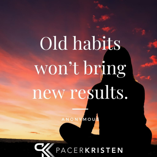 5 STEPS TO BUILD GOOD HABITS!