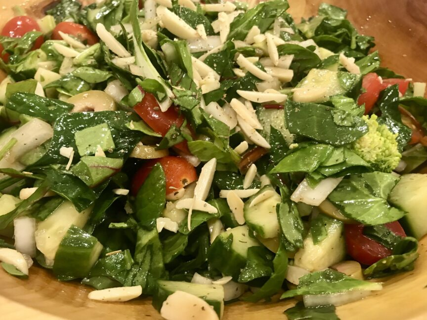 FAVORITE CHOPPED SALAD