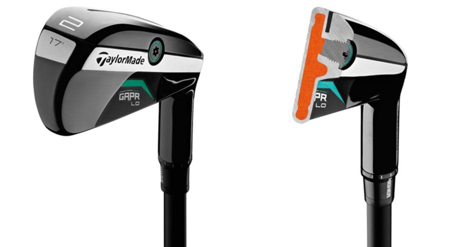 TaylorMade's New GAPR