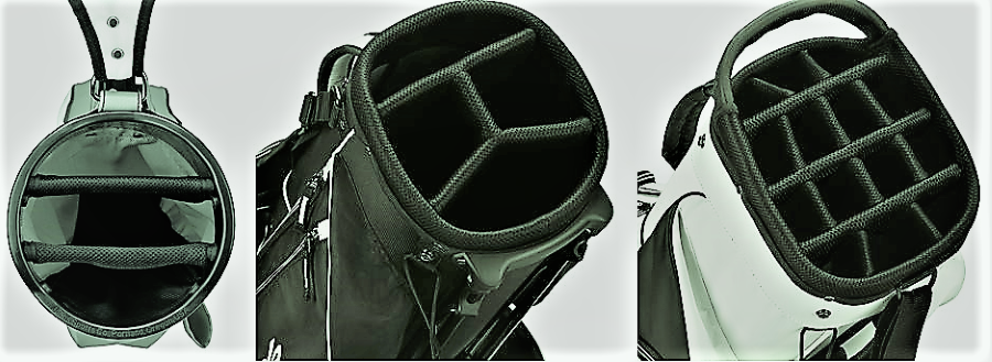 Golf Bag Dividers – How These Can Affect Your Shafts