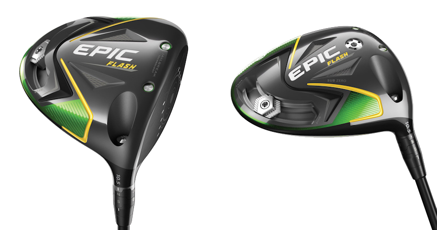 Flashy New Drivers from Callaway Are Here