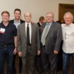 John Kennedy of TTARA, Texas State Senator Paul Bettencourt and Paul Pennington (front right) at TTARA conference.