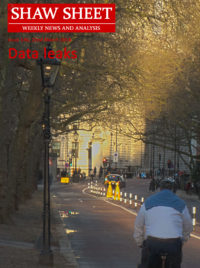 Cover Page Issue 146 Data Leaks