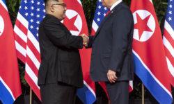 Cover page 148 Trump Kim Jong Un
