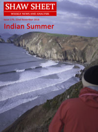 179 Cover Page for Indian Summer