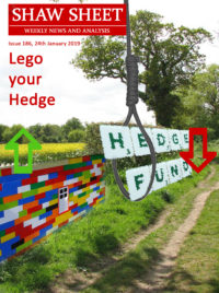 Cover Page 186 Lego your Hedge