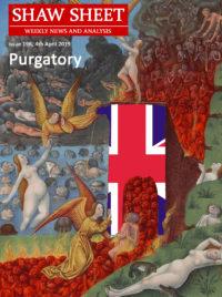 Cover image 196 Purgatory