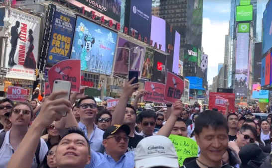 Issue 209: 2019 07 04: Protests in Parliament Hong Kong and Strasbourg