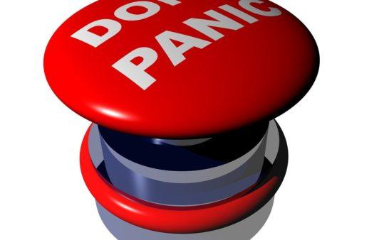 Panic Please Cimate Emergency?