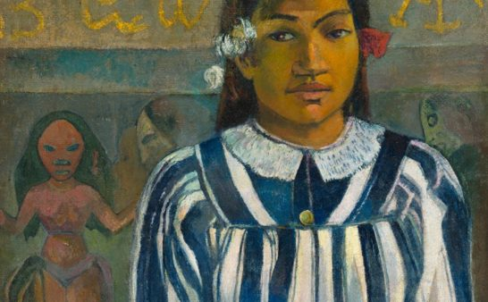 Gauguin Portraits The National Gallery
