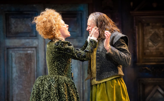 Taming of the Shrew RSC