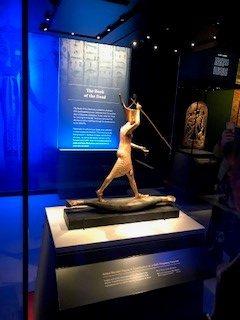 Tutankhamun The Saatchi Gallery
