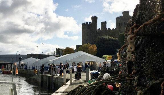 Gwledd Conwy Feast Event