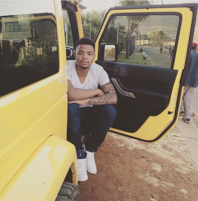 Photo of George Lebese's New Hairstyle. Check It Out Here…