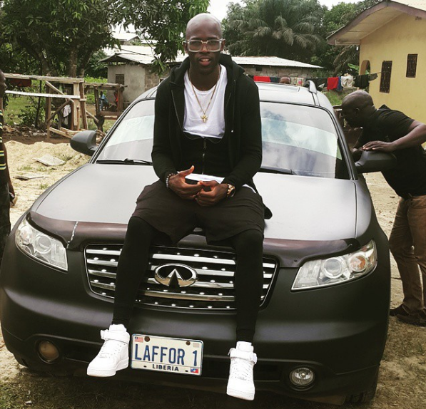 Photo of Check Out Anthony Laffor And His Car Collection, View Images Here