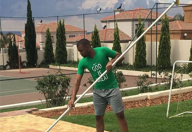 Photo of South African Soccer Players And Their Houses