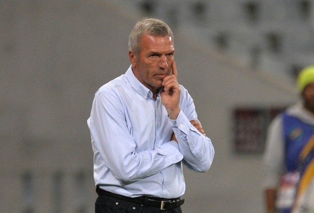 """Photo of """"We Can Beat Any Team That Is Put In Front Of Us""""-Says Middendorp"""