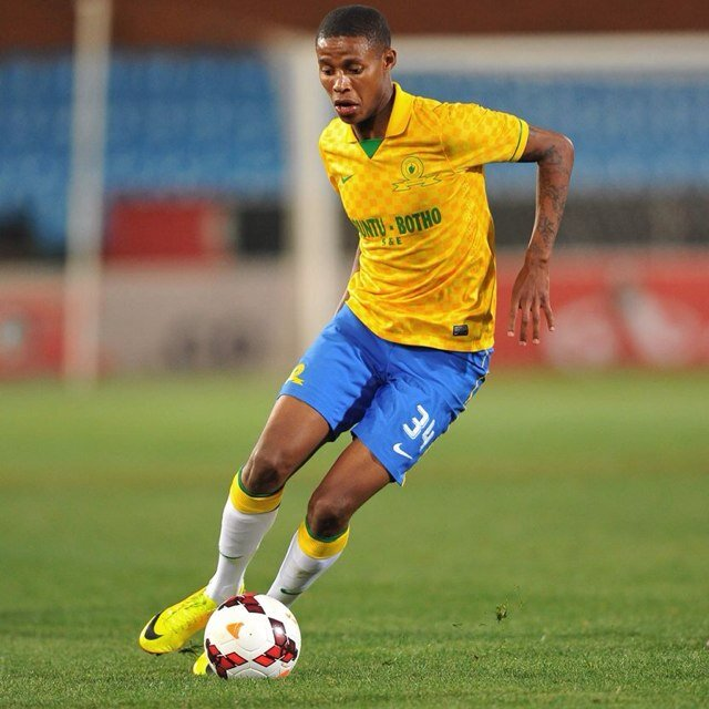 """Photo of Zungu: """"My Ultimate Goal Is To play Overseas"""""""