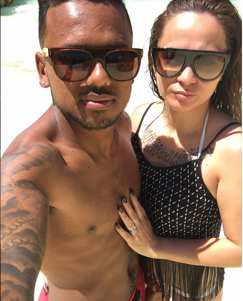 Image result for Kermit Erasmus And His Wife