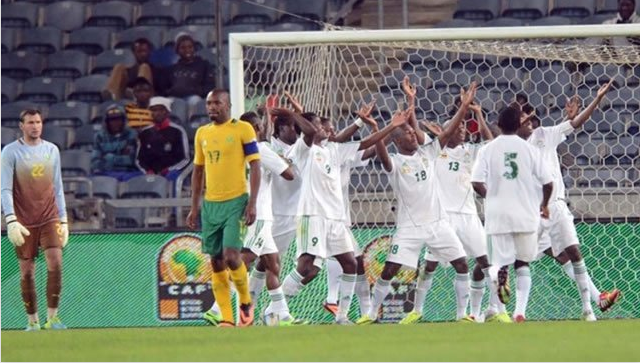 Photo of #TBT: Bernard Parker Scored Own Goal South Africa vs Ethiopia