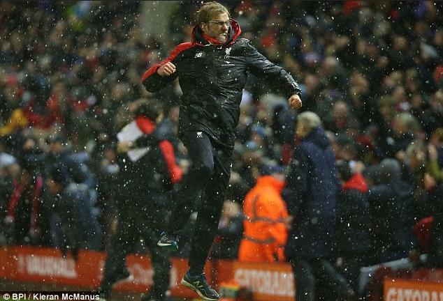 Photo of Watch Jürgen Klopp's Top 10 Crazy Celebrations Ever
