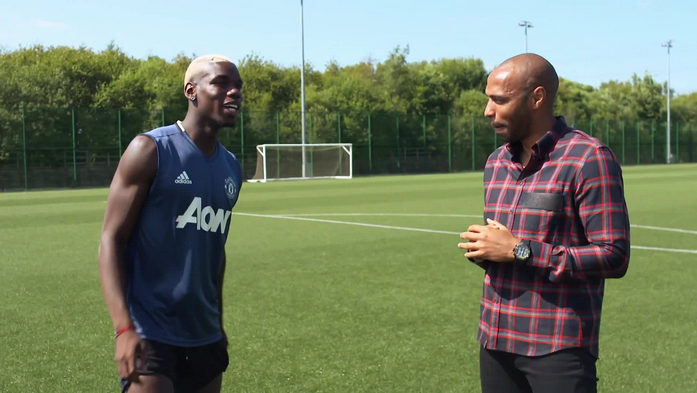 Photo of Watch Paul Pogba's Interview Talks About His Return To United
